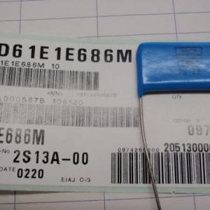 大容量セラミックコンデンサ TCD61E1E686M ニッケミ