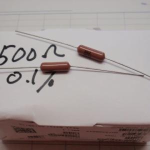 RN65E5000BB14 500Ω 0.1%