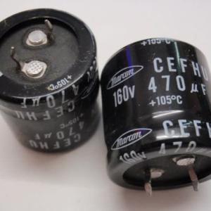 特価 160V470μ 30ⅹ30m/m マルコン