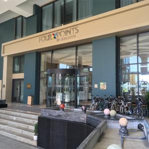 【ベトナム】滞在ホテル「フォーポイント バイ シェラトン」で快適STAY!