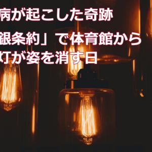 水俣病の教訓が世界を動かした!水銀条約で体育館から水銀灯が姿を消す日