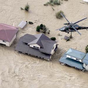 世論調査で防災意識高まる 政府の災害対応「評価せず」4割