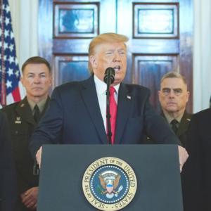 大統領選への果てなき野望…トランプが世界に示した狂気