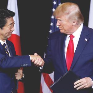 米国防省報道官「米軍駐留費の負担増を日本に求める」発言