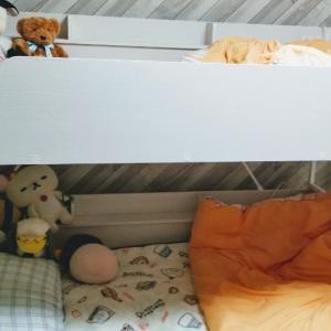 2段ベッドが届きました