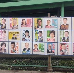 朝霞市議選12月1日投票
