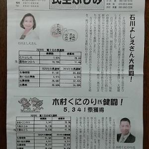 富士見市選挙結果