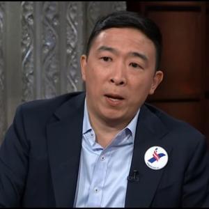 トランプ16:民主党候補 Andrew Yang