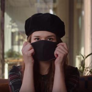 コロナ禍01:チェコのマスク動画