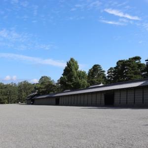 鴨川(3)京都御苑・今出川から