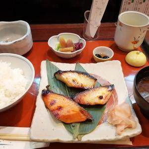 上海出張(3)鈴波:味くらべ定食