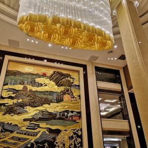 南京出張(5)ホテルチェックイン