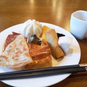 南京出張(7)2日目、朝食