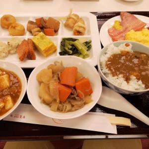 山陰温泉旅(24)ホテル玉泉・朝食してチェックアウト