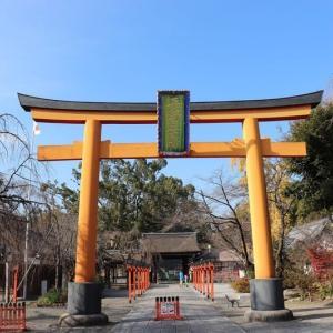 北山(4)平野神社