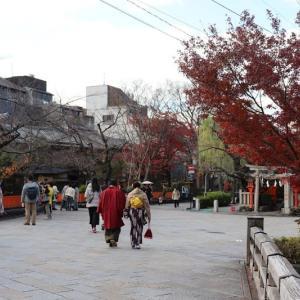 東山(6)祇園白川筋