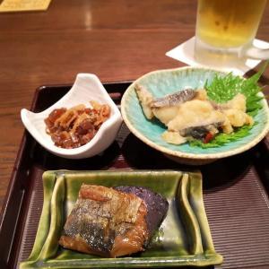京都駅(15)くらま:惣菜三品盛り