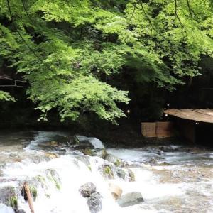 貴船(4)貴船川