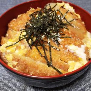 自炊:カツ丼
