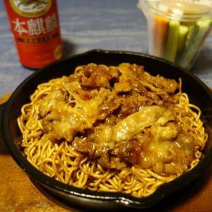 家呑み:おうち麺週間