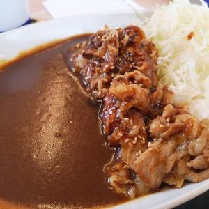 かつや:牛生姜焼きカレー