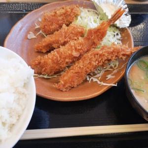 かつや:秋の海鮮フライ定食