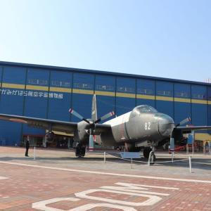 岐阜(7)かかみがはら航空宇宙博物館-外
