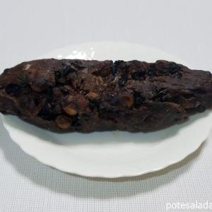 ブランジェリーケン「バトンココアチョコマダミア」