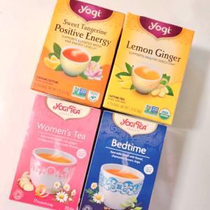 飲むのが楽しみなるフォーチューンYogi tea
