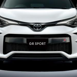 """「トヨタC-HR」がマイナーチェンジ、スポーティーな""""GRスポーツ""""シリーズの販売開始!"""