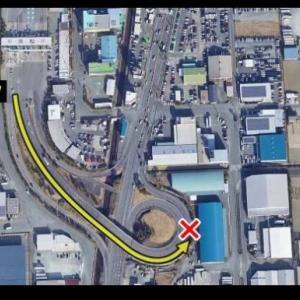 東名浜松IC料金所に入る手前で乗用車がUターンし逆走、正面衝突!...5人が軽傷/静岡・浜松市