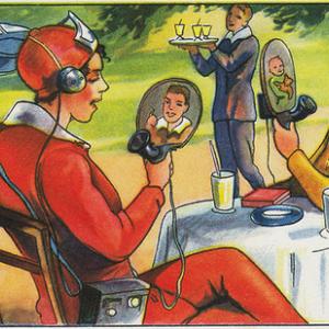 昔の漫画「2020年には車が空飛んでる」...2020年になったが...