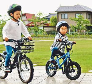 【自転車運転の日本最年少】2歳3ヶ月で補助輪なしの自転車、黒部市の子供に認定!!