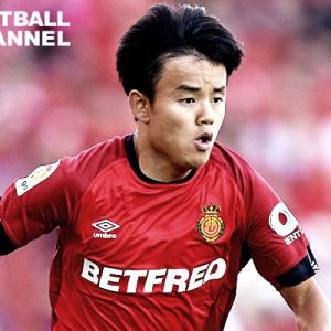 サッカー日本代表・久保建英、スペインで運転免許取得...教習所がSNSで報告