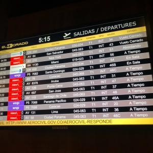 初めての中米!41ヶ国目パナマに到着♫パナマ・パシフィコ空港からパナマシティにどうやって行こう?