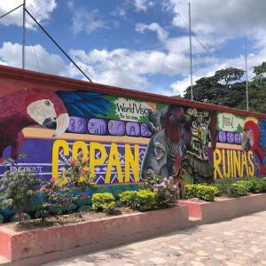 コパン遺跡へ!エルサルバドル・サンタアナからホンジュラス・コパン ルイナスへローカルバスで移動!