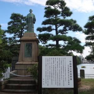日本標準時子午線のまち・兵庫県明石市!!明石城と明石市立天文科学館へ♫♫