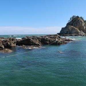 無料で楽しめる絶景♡五六島スカイウォークへ!!おかず20品がお代わりし放題のローカルな全州食堂♡