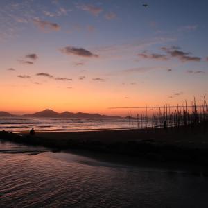 超感動!!!夕日とビーチと空が綺麗過ぎる多大浦(タデポ)ビーチで夕日鑑賞をしよう♡♡