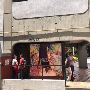 コロンビア・メデジンのメイドカフェとボテロ広場とタンゴカフェ・Salón Málaga♡♡♡