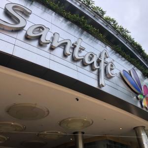 メデジン最終日の昼間は巨大ショッピングモール・Santafe(サンタフェ)、夜はバスでボゴタへ!