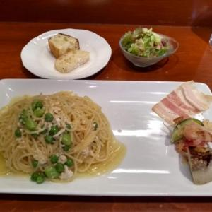 色々食べれるコスパの良いイタリアン新宿御苑『カロッツァ』でパスタランチ