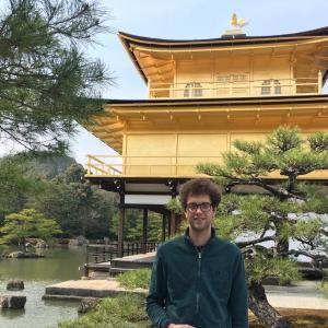 ニコちゃん、奈良・京都へ行く。(関西旅行2)