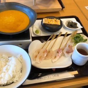 「絶景レストランうずの丘」(兵庫県南あわじ市)濃厚うにスープで海鮮をしゃぶしゃぶする贅沢な一品!