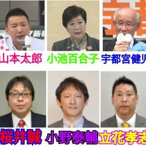 史上最多22人が立候補! 東京都知事選挙2020