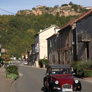 南フランス田舎紀行(09)天空の城 カプドナック Capdenac