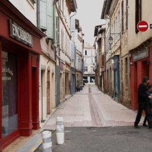 南フランス田舎紀行(12)異端カタリ派の悲しい話が伝えられる街ラヴォール Lavaur