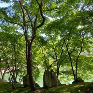 香川4 栗林公園と玉藻公園