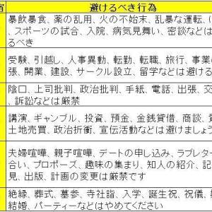 七曜陵逼(しちようりょうひつ)