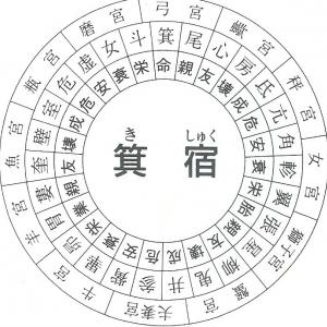 箕宿(きしゅく)